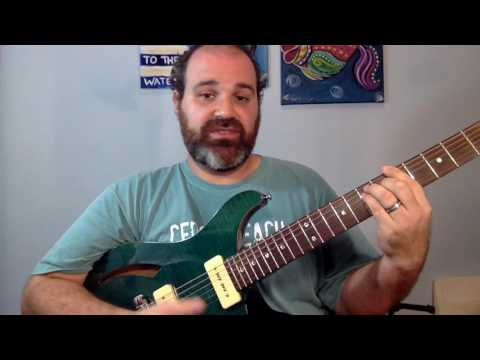 Fire On the Mountain Guitar Solo Simple Method