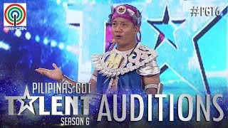 Download Pilipinas Got Talent 2018 Auditions: Makata - Poetry Mp3 and Videos