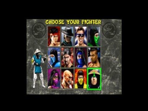 Download Mortal Kombat 2 (SNES) - Playthrough