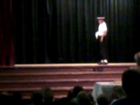 Chris Morrow Micheal Jackson Dance Chelsea Drive Talent show 2010