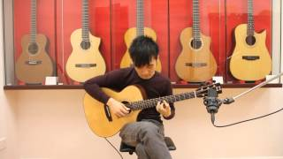 I Say Yes (Wedding Version) Zero No Tsukaima - Guitar Solo (Steven Law)