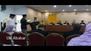 Makna dan Fungsi Hizib di Pesantren - Ulil Abshar | Sainul Hermawan