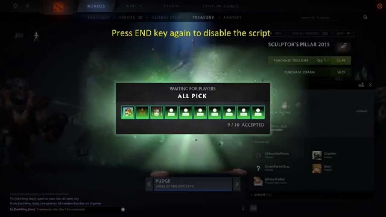 dota 2 auto accept source2 youtube
