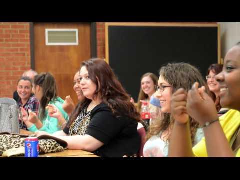 Danville Community College Poetry Slam Spring 2016