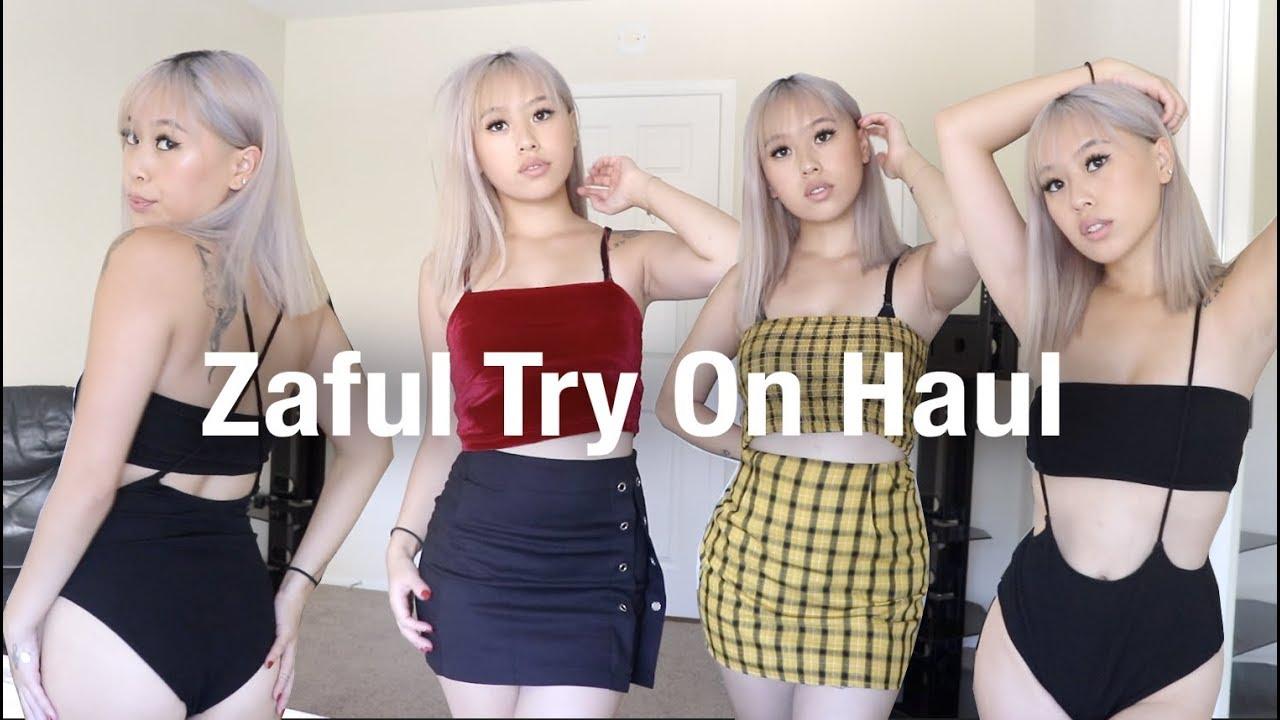 9339f91170a58 Zaful Clothing/Bikini Try on Haul!! by Hello Langie