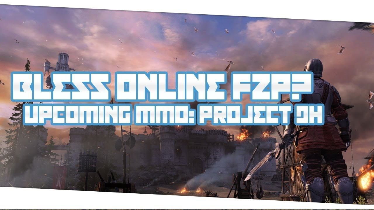 Is it F2P or B2P or Abo? :: Bless Online Game Discussions
