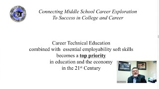 Connecting Middle School Career Exploration to Successful College & Career Life Experiences