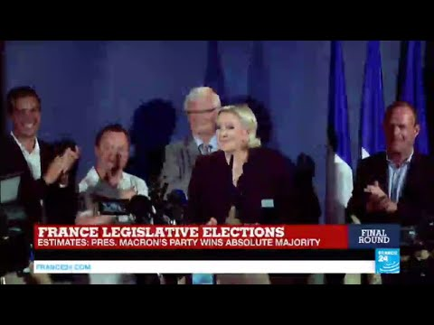 France Legislative Elections: Marine Le Pen elected for the first time