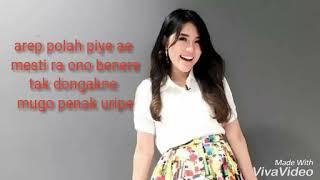 Via Vallen Rasan Rasan Tonggo (Official Lirik Video)