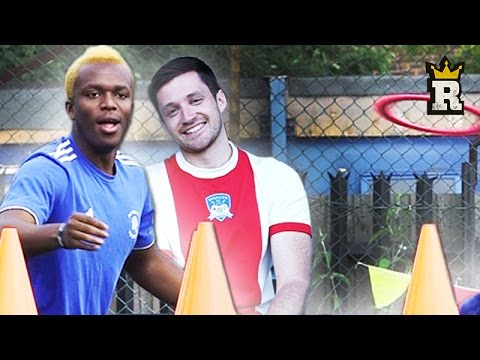 KSI and Spencer FC's Sports Day Obstacle Course! | Rule'm Sports