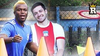 KSI and Spencer FC