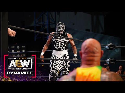 Did The Elite Get a Taste of Their Own Medicine?   AEW Friday Night Dynamite, 6/11/21