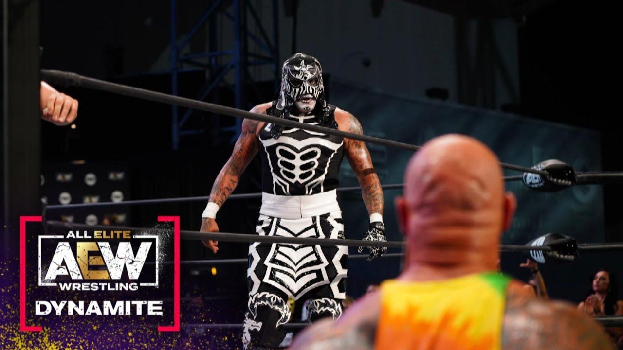 Did The Elite Get a Taste of Their Own Medicine? | AEW Friday Night Dynamite, 6/11/21