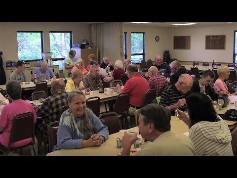 The Impact of Senior Center Volunteers