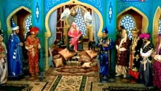 """Ефим Шифрин в мюзикле А.Игудина """"Аладдин"""" (фрагмент.)"""