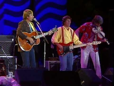 John Denver & Nitty Gritty Dirt Band  Thank God Im A Country Boy  at Farm Aid 1985