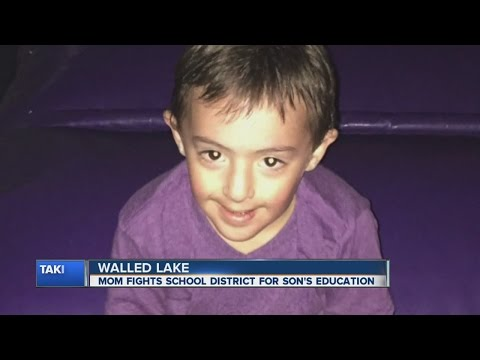 School district sues family over special needs boy