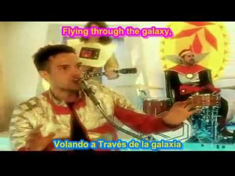 SUBTITULADA  A  Spaceship Adventure - THE KILLERS  - YO GABBA GABBA Español Ingles SUB