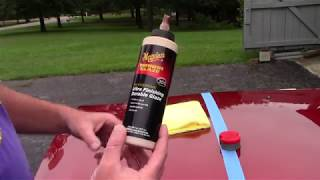 """Can You Wax or Wash """"FRESH"""" Paint - Auto Body Paint"""