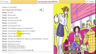 تعلم اللغة الفرنسية - تعلم المحادثة 3