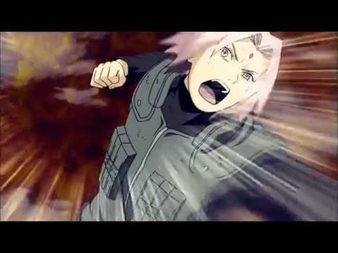 Team 7: A Tribute to Naruto, Sasuke, Sakura, and Kakashi