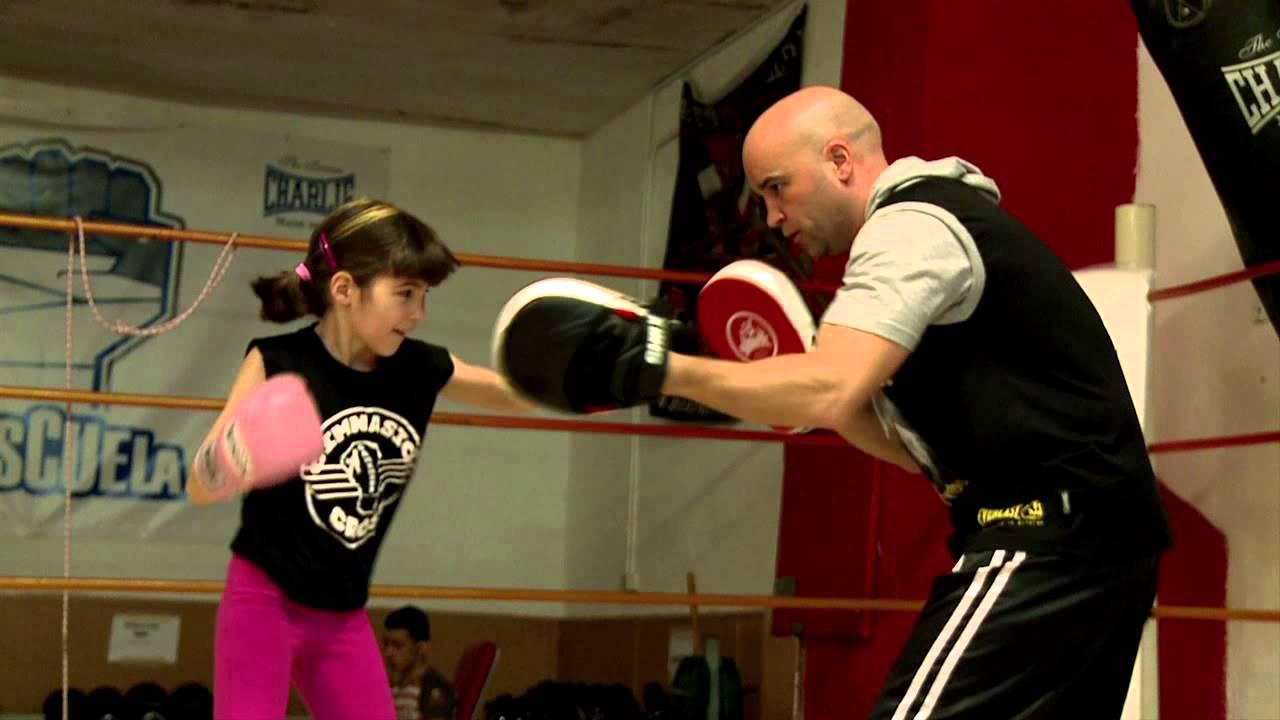 Boxeo  Secci U00f3n T U00e9cnic 30  Boxeo Infantil  Jero Garcia Para