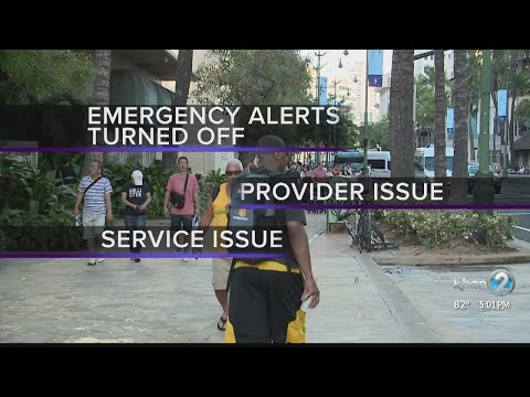 FCC explains why some received emergency alerts while others didn't