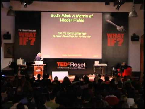 What If All Is An Illusion?: Dr Fred Alan Wolf at TEDxReset 2011