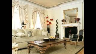 desain ruang tamu warna coklat Desain Interior Ruang Tamu Minimalis Shenny Andrea