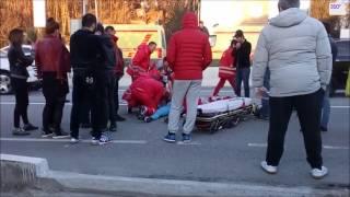 Появилось видео с погибшим в ДТП членом сборной РФ по маунтинбайку