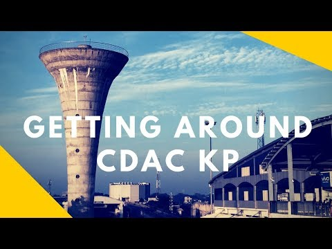 Around CDAC KP Bangalore Campus - Other Options than CDAC Canteen