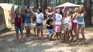 Animation de Camping les Oyats 2013 ( 40 Landes )