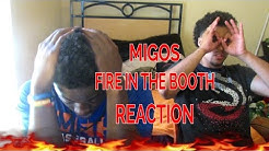 Fire in the Booth Migos Reaccion