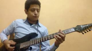 Killswitch Engage -  Embrace The Journey Upraised (guitar cover)
