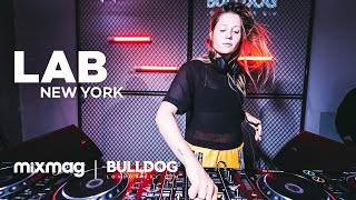 Charlotte de Witte techno set in The Lab NYC