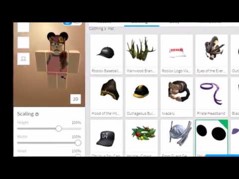 4 ROBLOX Outfits for Girls (100 - 500 ROBUX) - YouTube