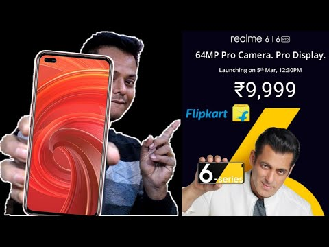 Realme 6 & 6 Pro Review Of Specs , India Price & Offer   Realme 6 Pro Full Specs Review & First Look