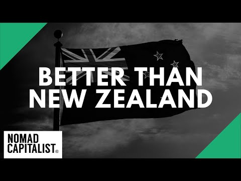 Five Countries Better than New Zealand for Expat HNWIs