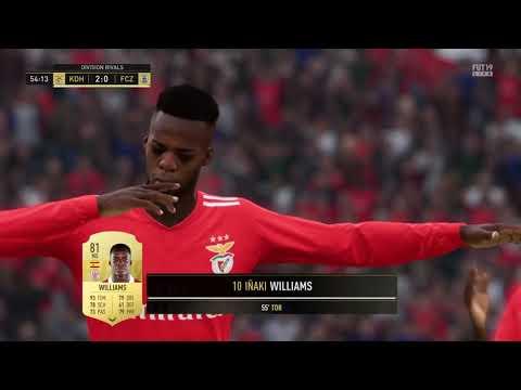 Fifa 19 Ps4 Inaki Williams Youtube