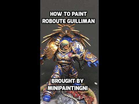 Magnus The Red Paint Guide