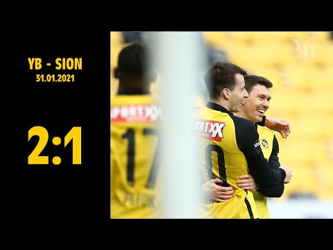 Young Boys Sion Goals And Highlights