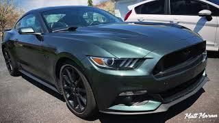 A/C Failure and Bullitt Order Update! Mustang Monday