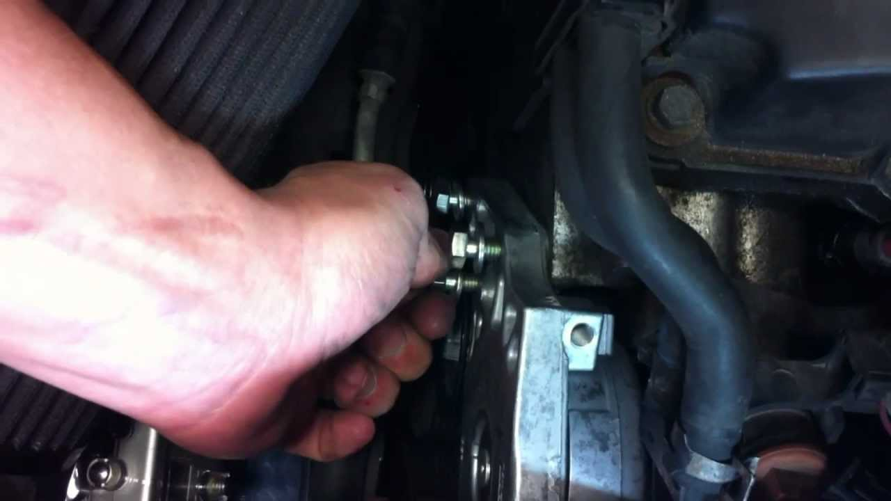 maxresdefault how to change 2 8l vr6 corrado drive belt and tensioner youtube