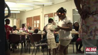 White House Representatives Visit Philadelphia Summer Lunch Program
