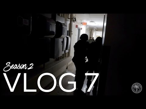 Miami Police VLOG : SWAT School Week 1