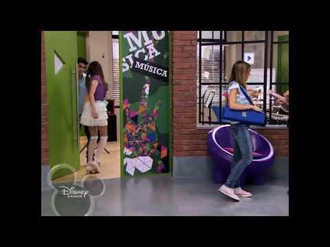 Violetta - Entre Tu Y Yo - 1 сезон 10 серия - Томас поёт для Виолетты