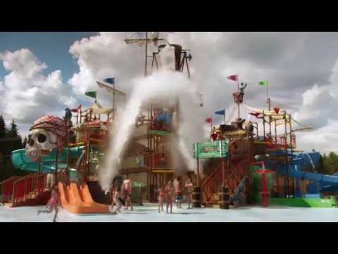Calypso Theme Waterpark TV Commercial Epic Ottawa