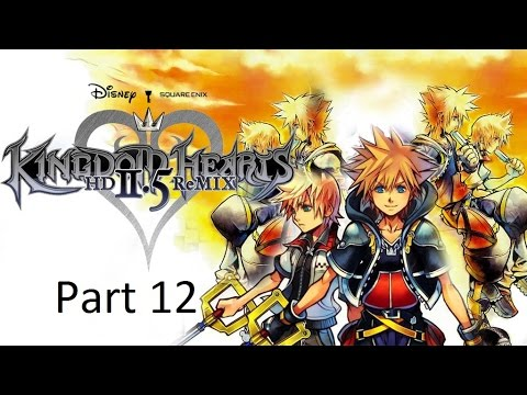 Kingdom Hearts 2 Part 12: My Debt is Repaid