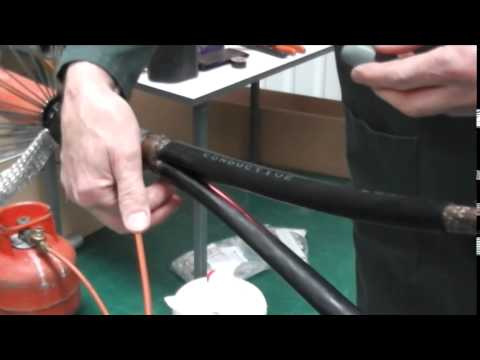 Heat Shrink Cable Joint (HV) - 11kV Trifurcating Transition (3 Core PILC to Triplex Cables)