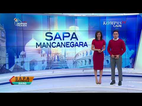 Indonesia Eps 30 Producing and Gift of Good Environment by KompasTV